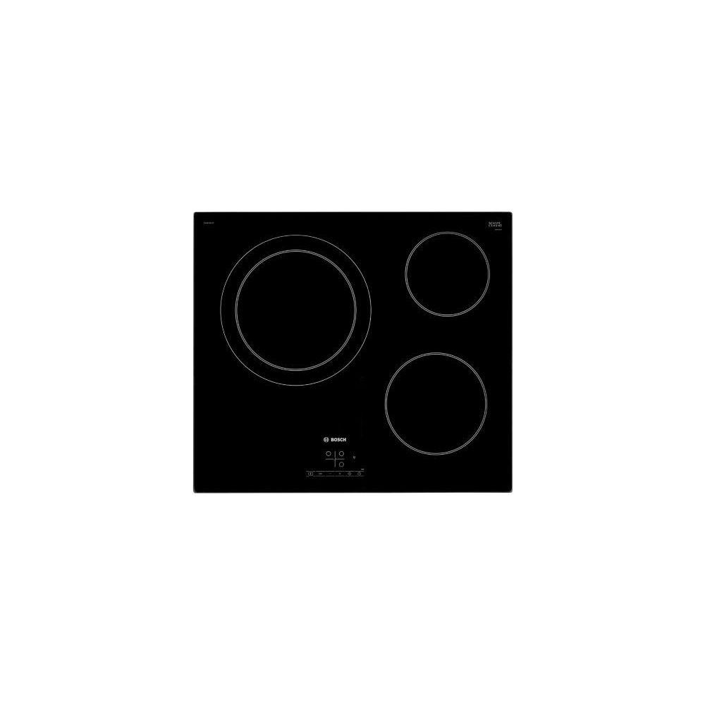 Bosch Table vitrocéramique BOSCH PKK631B17E