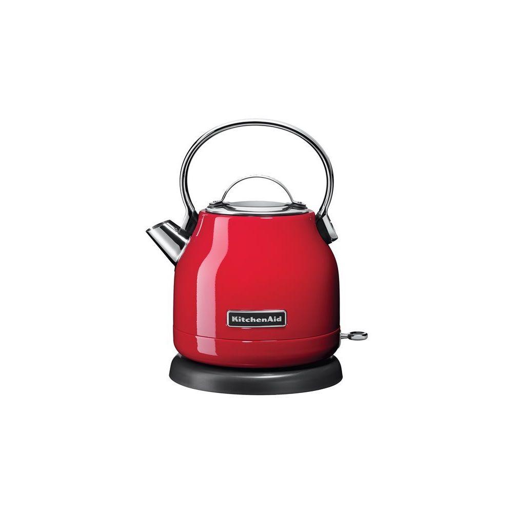 Kitchenaid Bouilloire de 1,25L CLASSIC - 5KEK1222EER - Rouge Empire