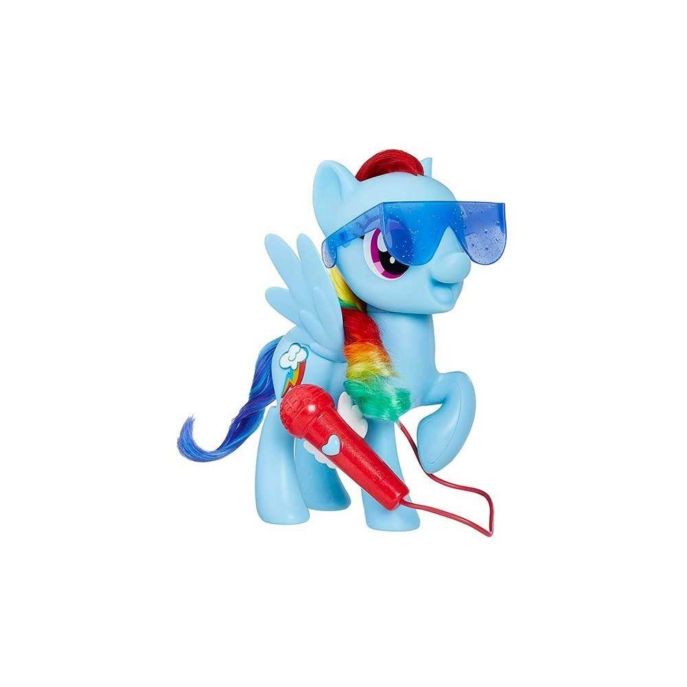 Hasbro Mon Petit Poney Rainbow Dash Chantant Hasbro