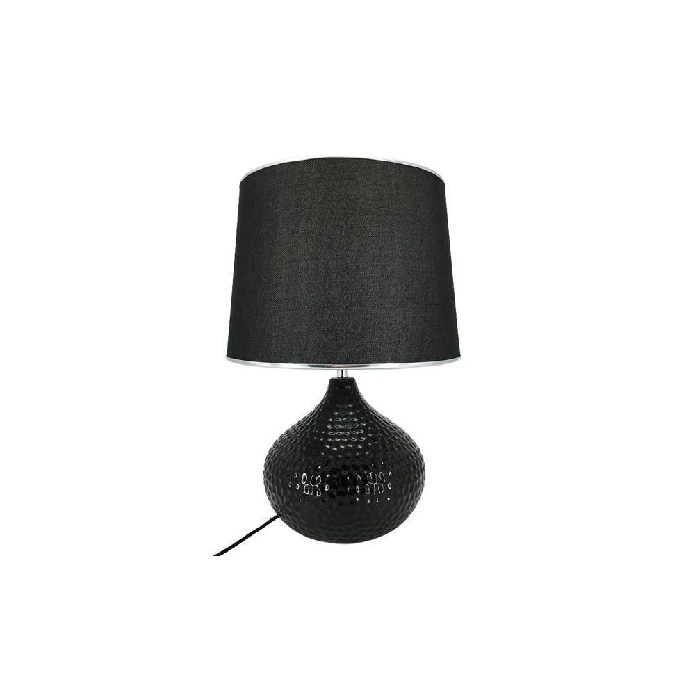 Chloe Design Lampe à poser SIEFFRE - noir