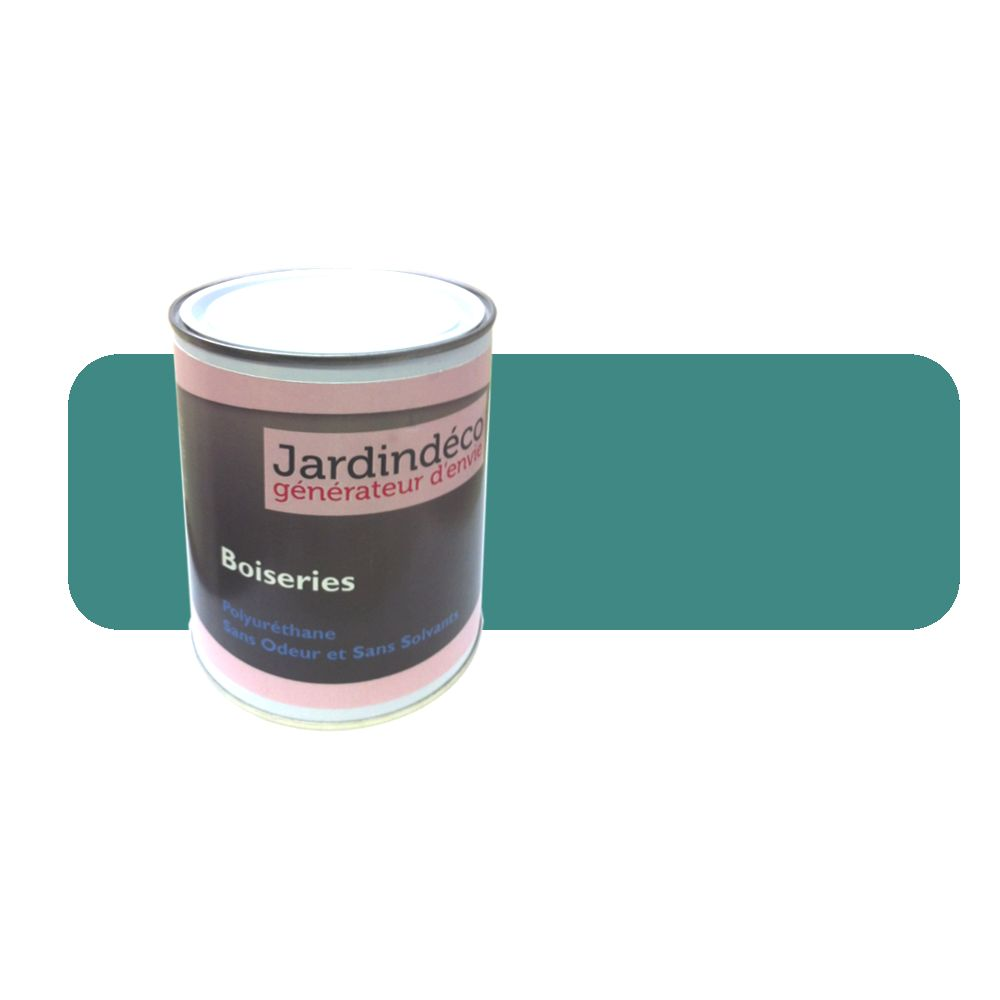 Bouchard Peintures Peinture vert olive pour meuble en bois brut 1 litre