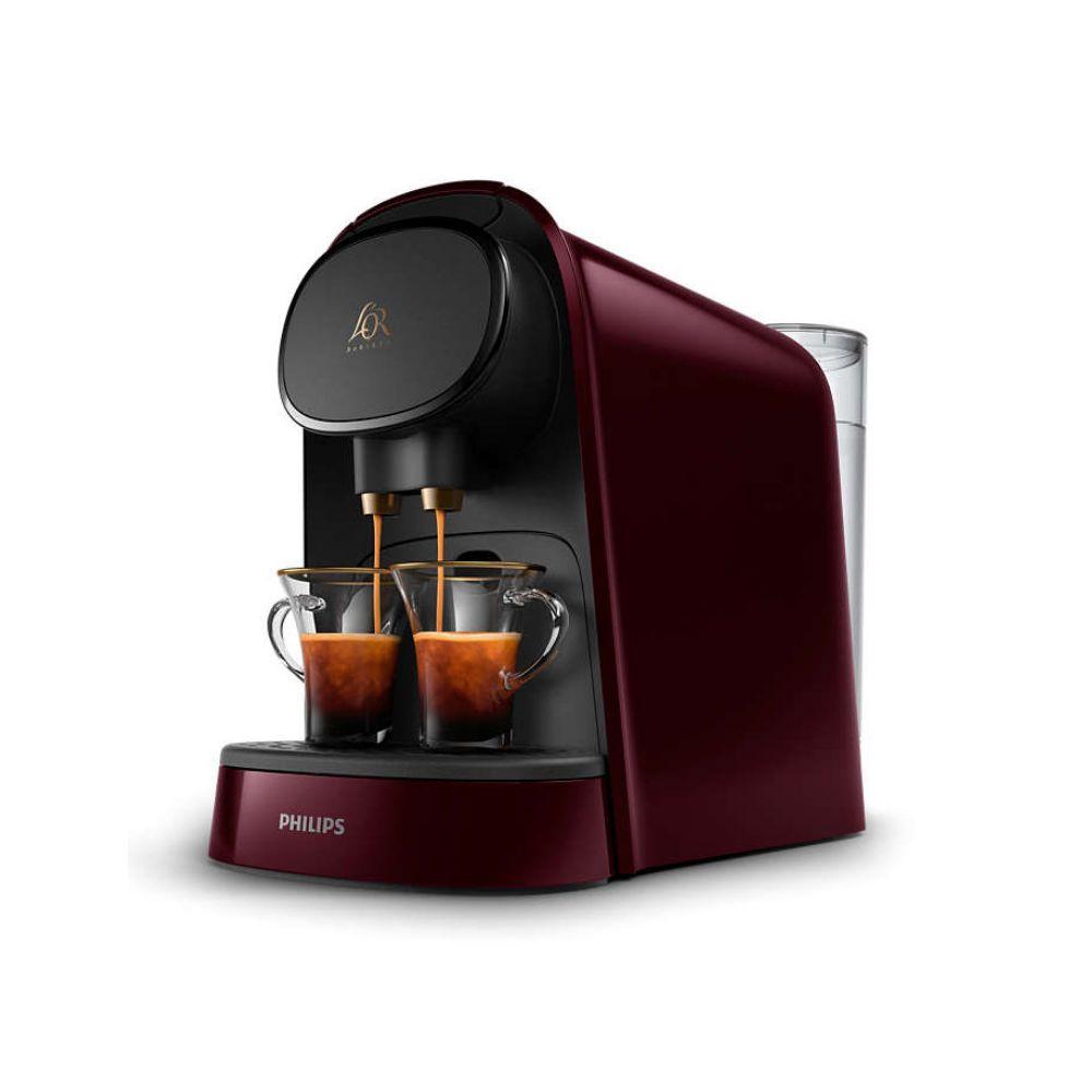 Philips philips - machine à café capsules 19bars rouge - lm8012/80