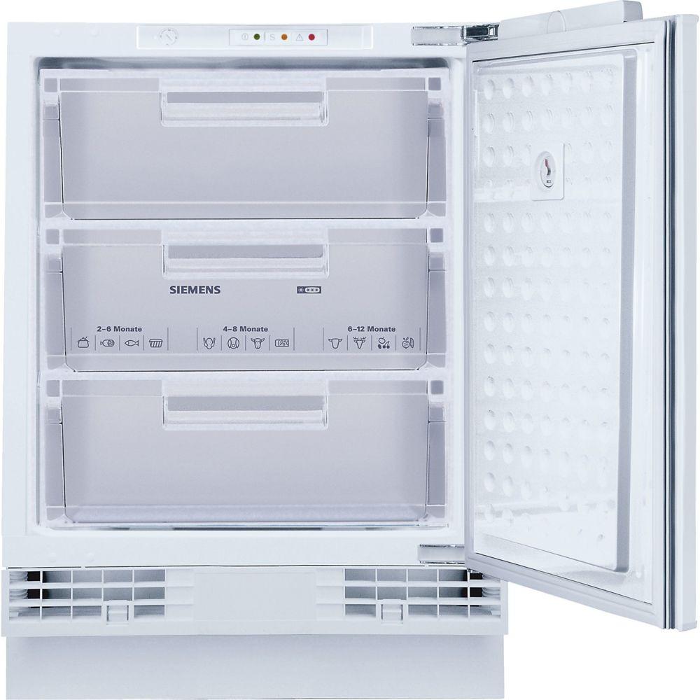 Siemens siemens - congélateur intégrable 98 l a+ - gu15da55