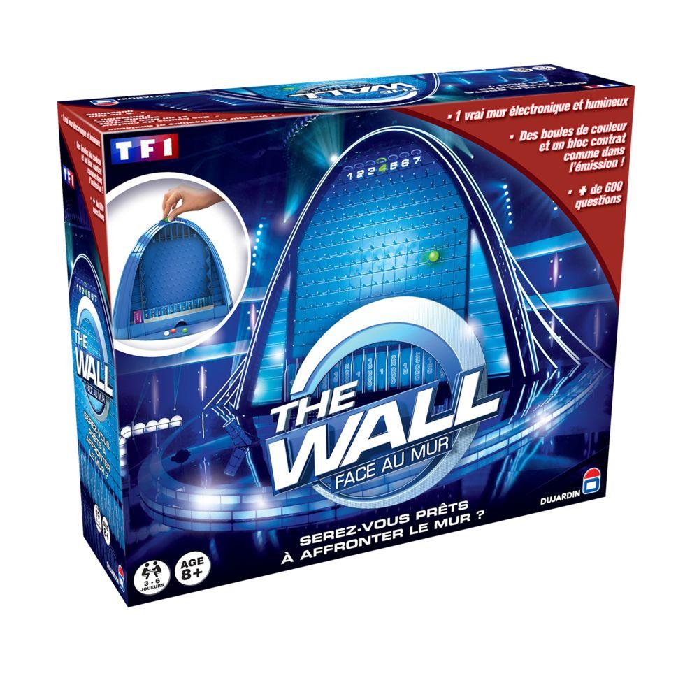 Dujardin Jeu de société THE WALL Face au Mur - 1055