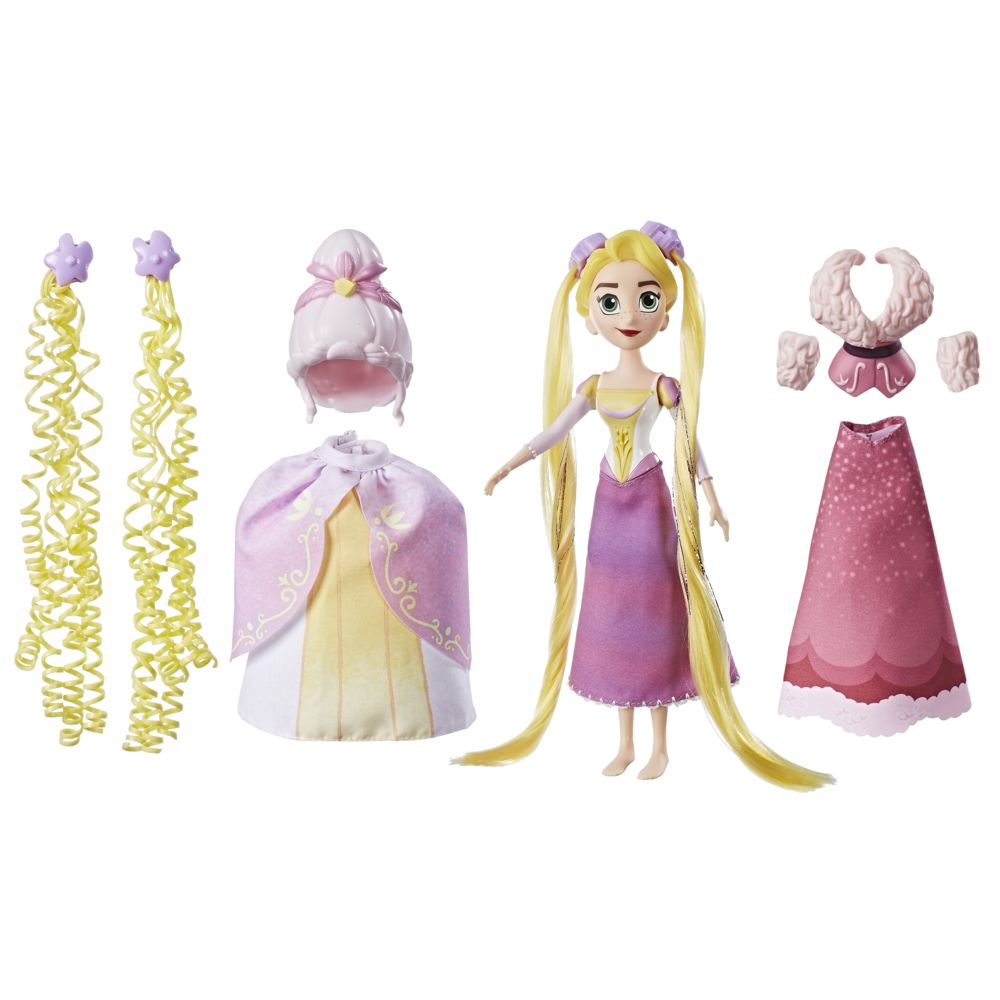 Disney Princesses RAIPONCE ET COIFFURES - C1751EU40