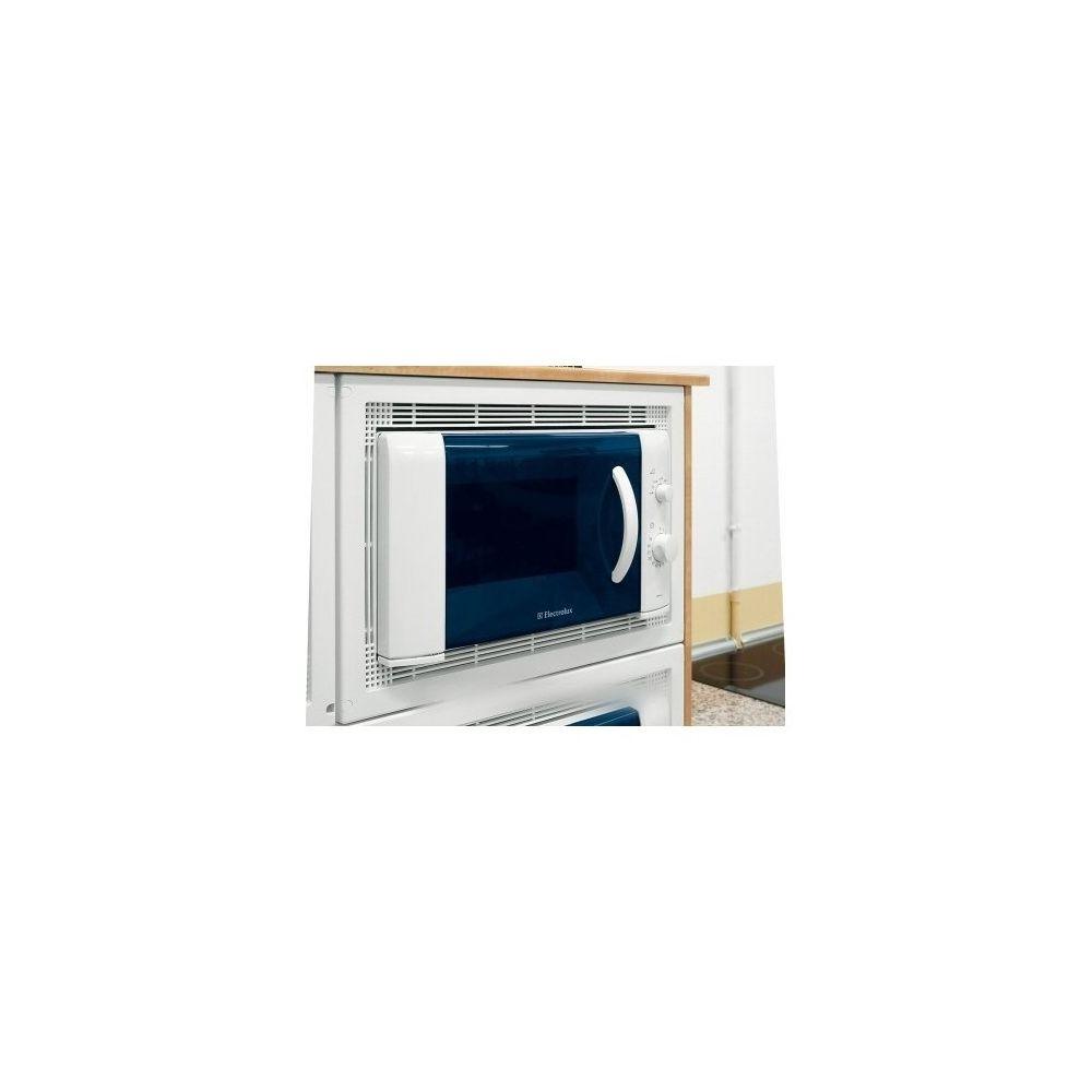 Electrolux Kit encastrement blanc pour micro ondes electrolux