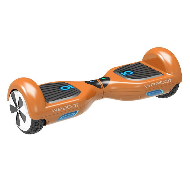 Weebot - Hoverboard Weebot X IO Classic Orange - 6,5 Pouces Weebot   - Weebot