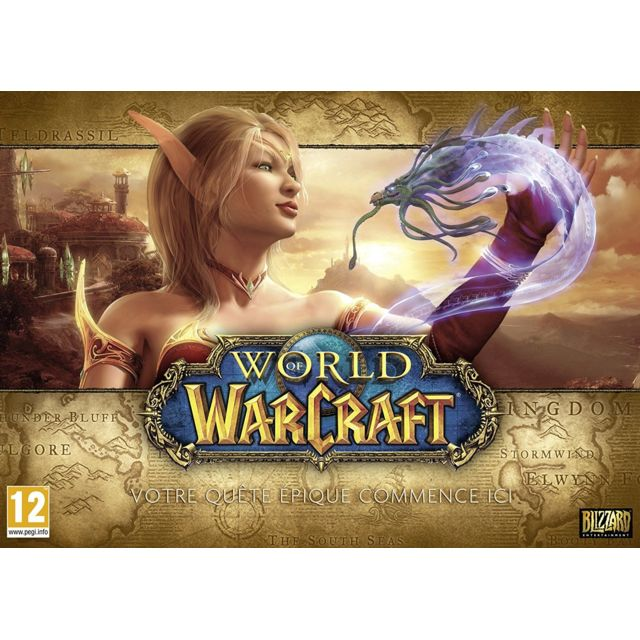 Activision Blizzard - World of Warcraft Battlechest 5.0 Activision Blizzard   - Activision Blizzard