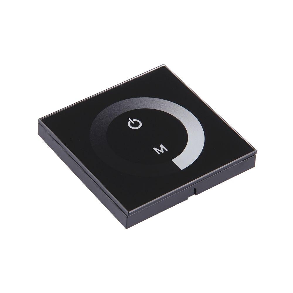 Wewoo Noir Télécommande à écran tactile SX-M006 à un canal, DC 12-24V