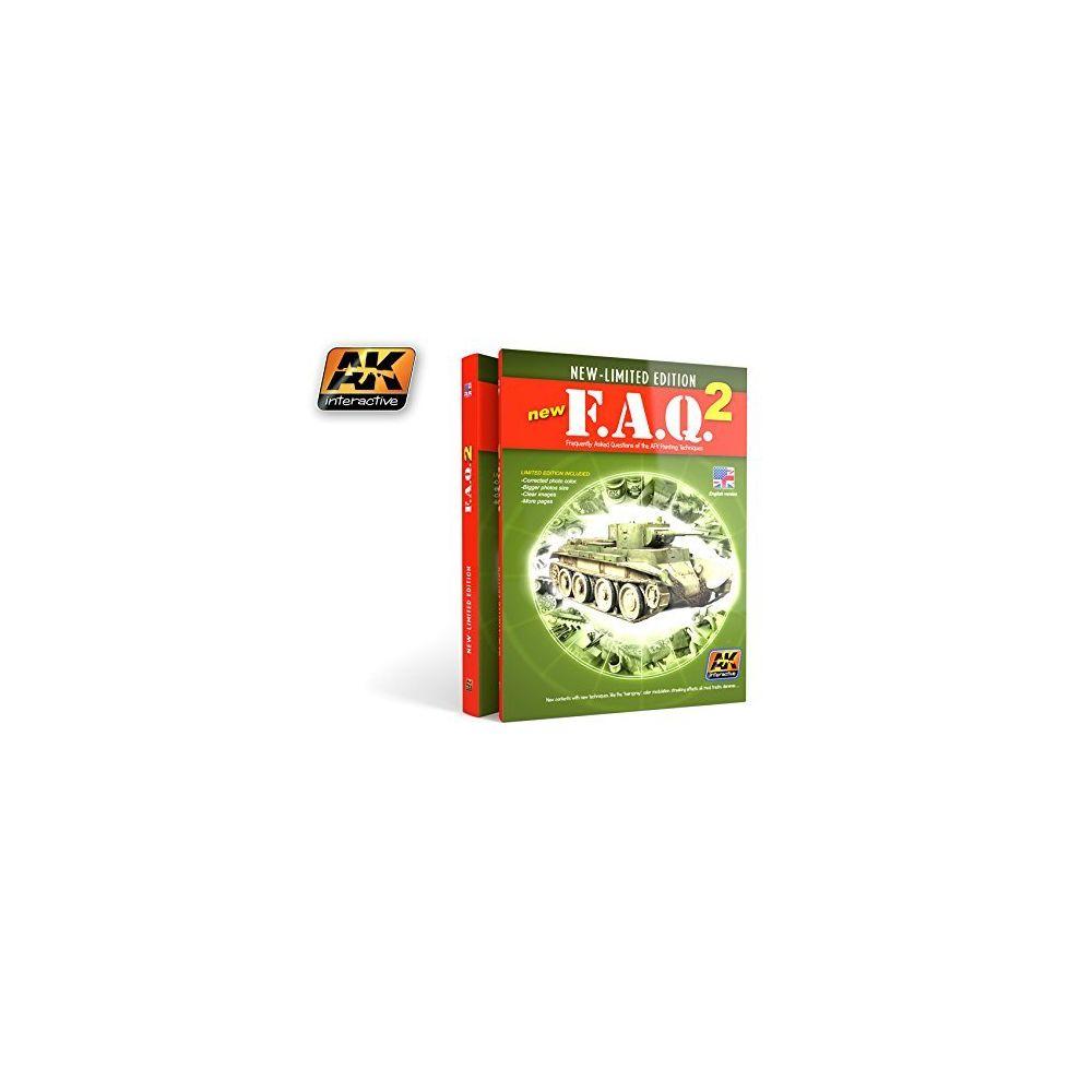 Ak Interactive Ak Interactive Book - Faq Vol 2 English # Akbook38