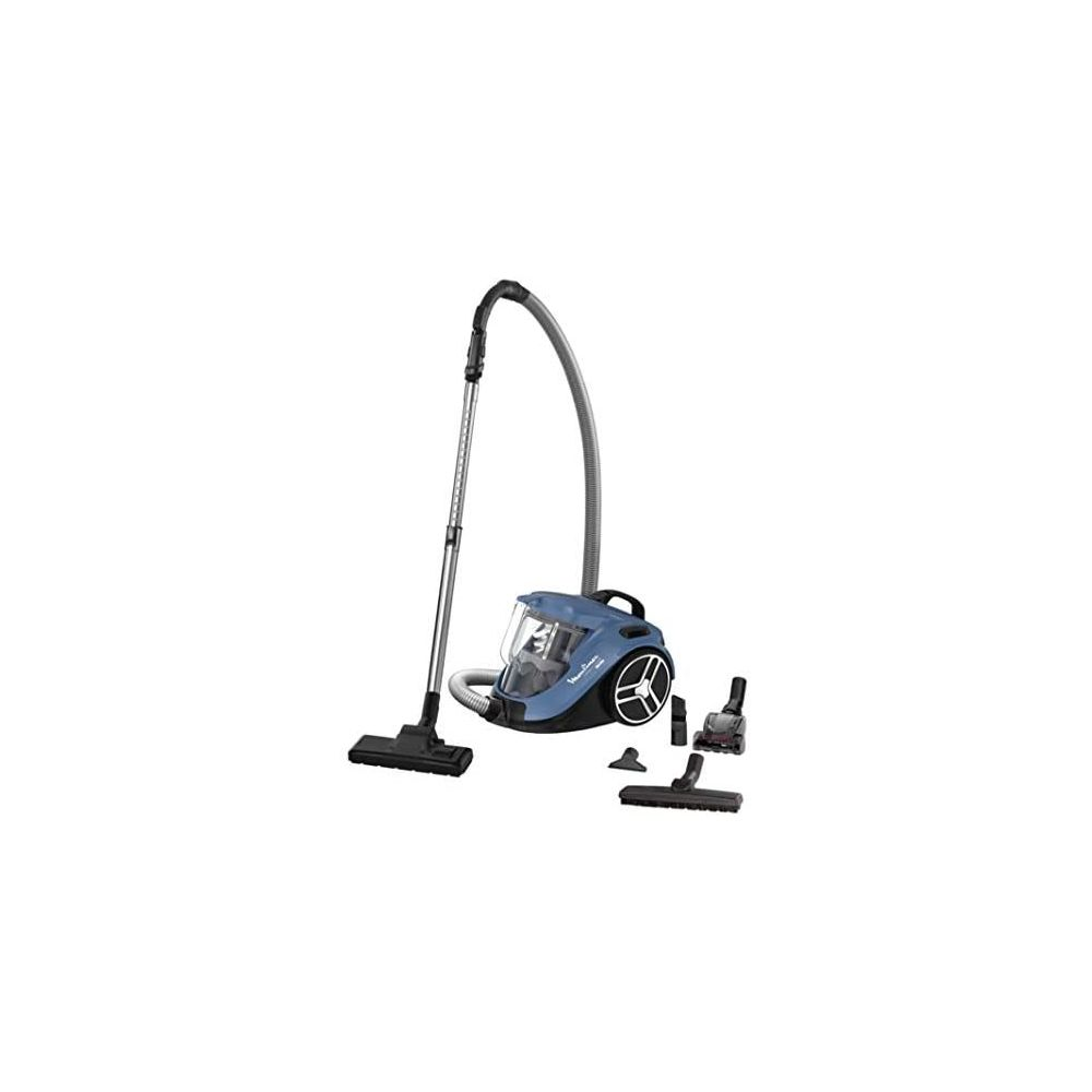 Moulinex Aspirateur sans sac Compact Power Cyclonic Animal Care MO3760PA