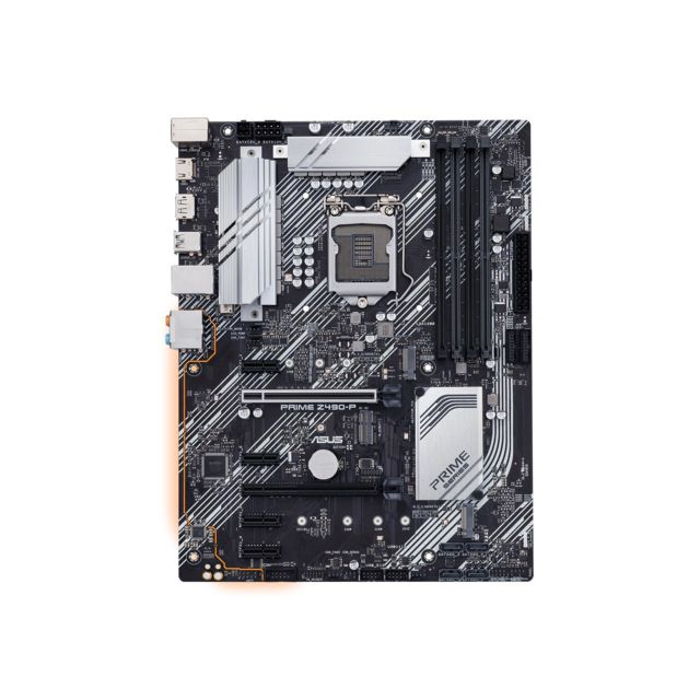 Asus - INTEL Z490-P PRIME - ATX - Composants