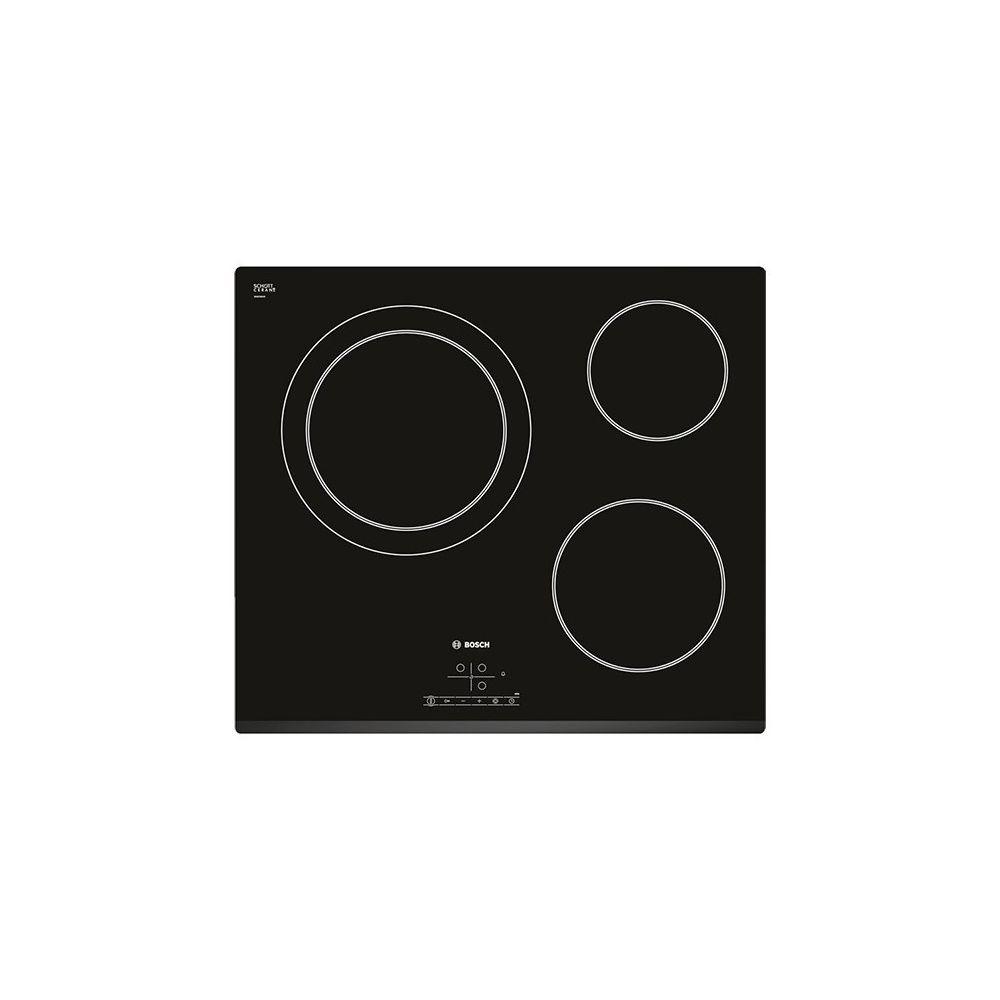 Bosch Plaques vitro-céramiques BOSCH PKK631B18E 60 cm (3 zones de cuisson)
