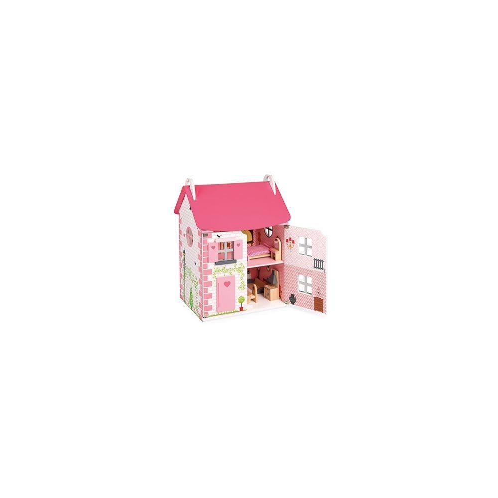 Janod Maison de poupées Mademoiselle - Janod