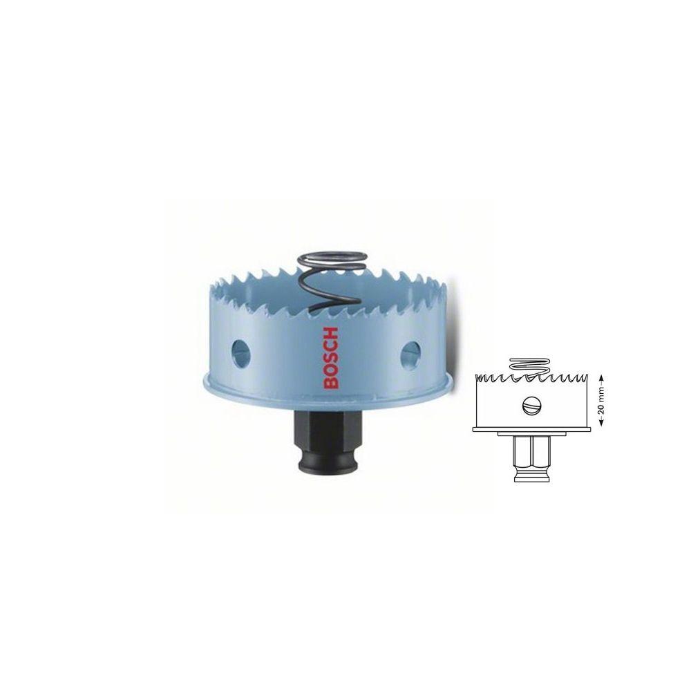 Bosch Scie-trépan Sheet Metal Ø65 L 20 mm 2608584801