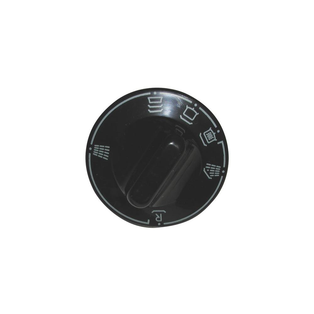 Hotpoint Bouton De Programmateur Noir reference : C00041206