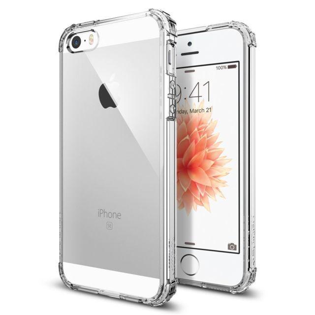 CABLING® Coque iPhone 5, iphone 5S, Transparente fine Housse Étui de(...)