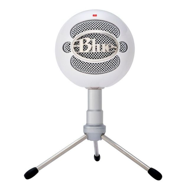 Blue Microphones - Snowball iCE - Blanc - Matériel Streaming