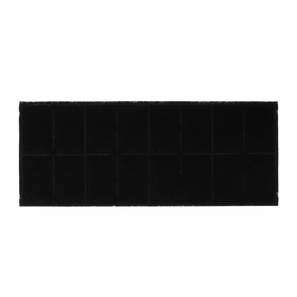 Bosch Filtre charbon rectangulaire 420 x 170 x 23 mm pour Hotte