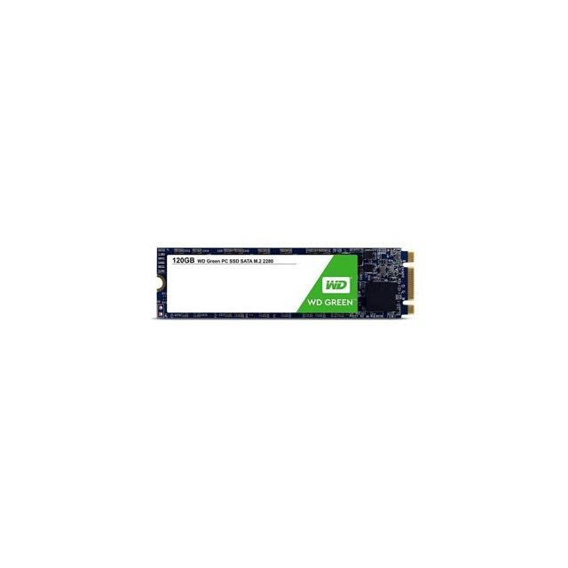 Western Digital - WD GREEN 120 Go M.2 SATA III (6 Gb/s) - SSD Interne