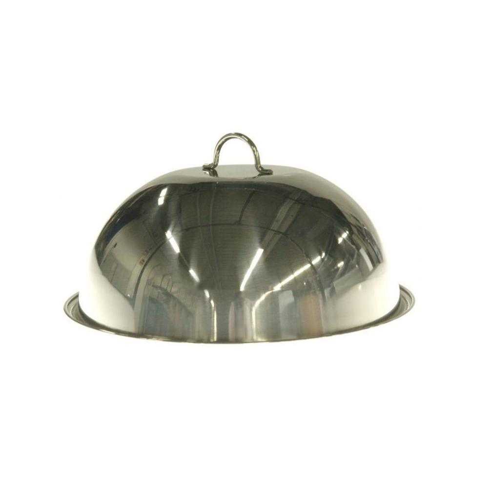 LG COUVERCLE( CLOCHE) INOX POUR MICRO ONDES LG - 3550W1A293D