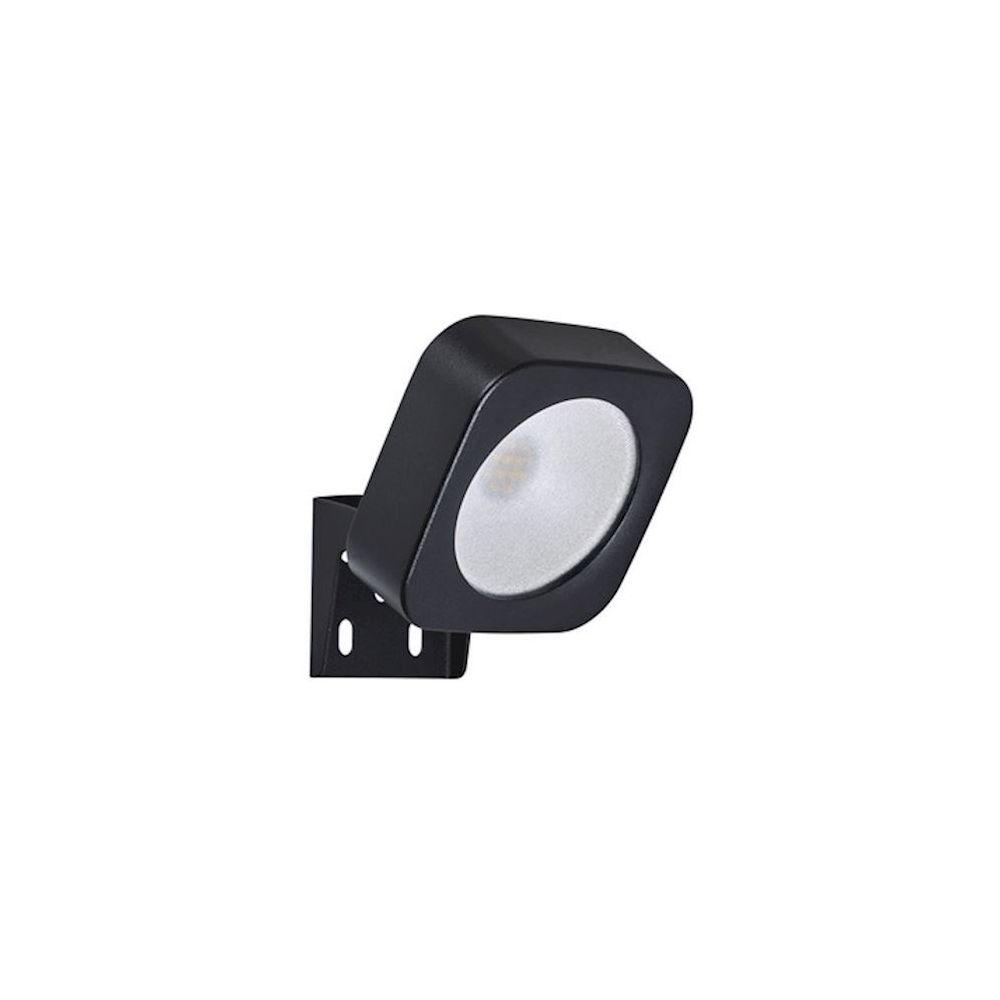 Aric projecteur à led - aric zodiak - 10w - 4000k - ip65 - noir - aric 50497