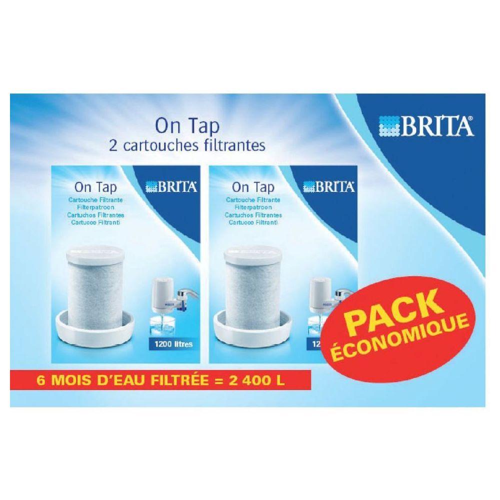 Brita Pack de 2 cartouches On tap L12502