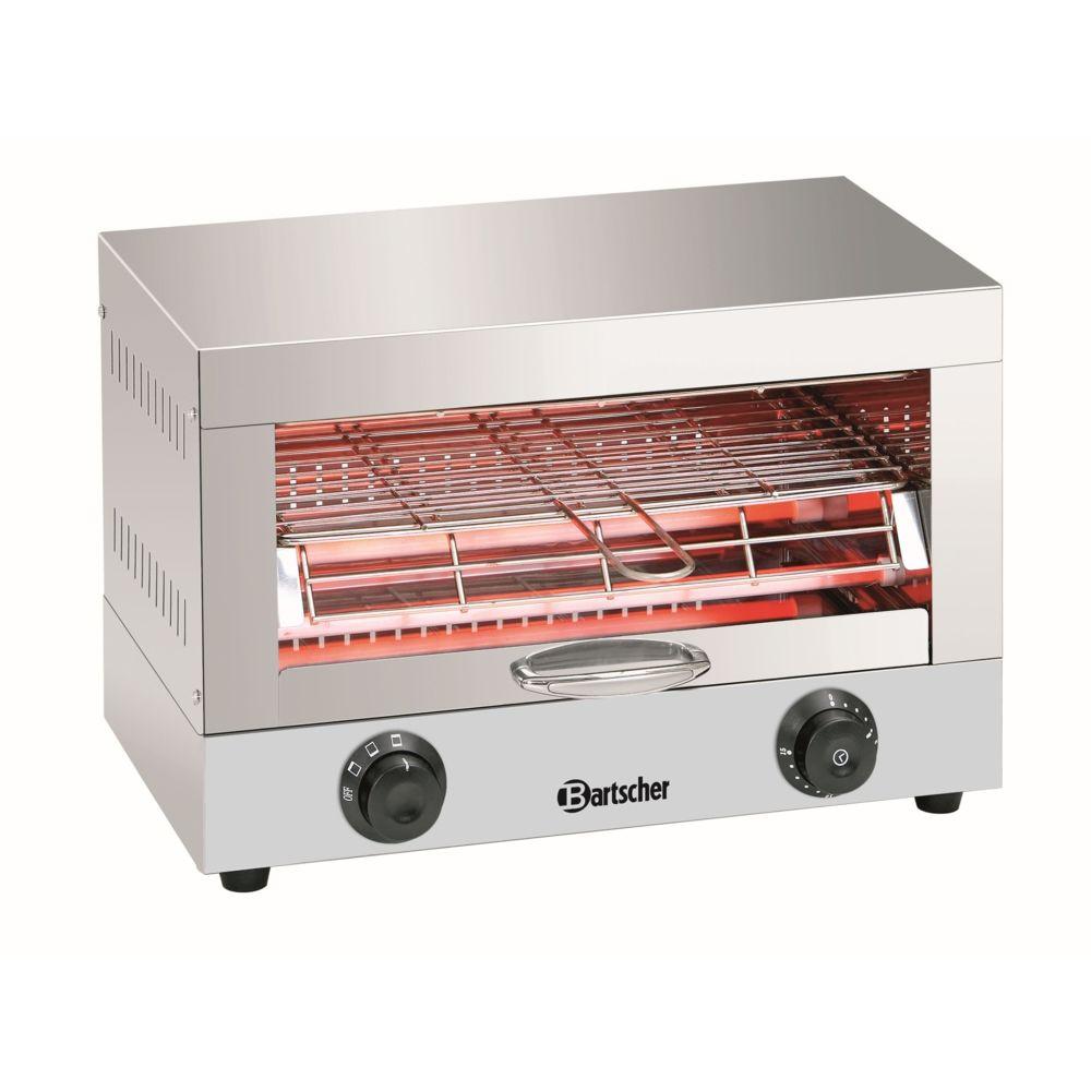Bartscher Appareil a toaster/gratiner, simple