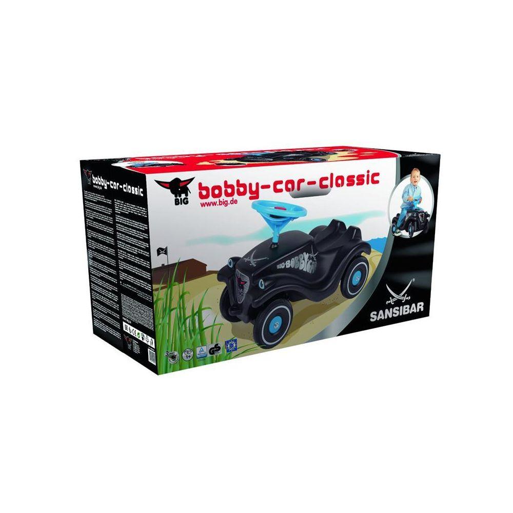 BIG Big 800056093 BIG-Bobby-Car Classic Zanzibar