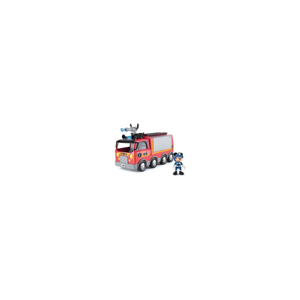 Imc Toys Camion de pompiers Mickey
