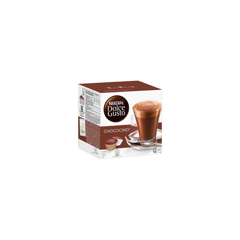 Dolce Gusto Chocolat Nescafé en capsules Dolce Gusto Chococino - Boîte de 16