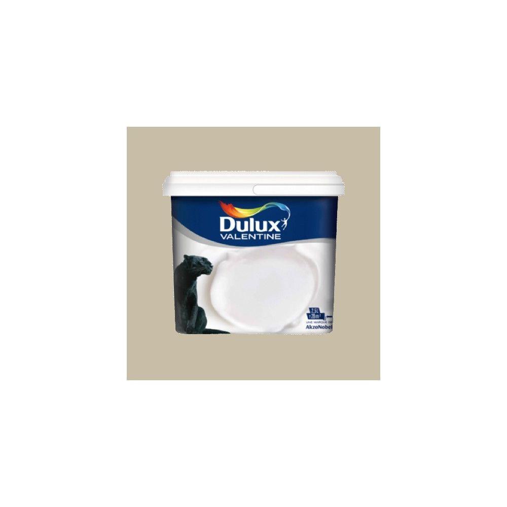 Dulux Valentine DULUX VALENTINE Peinture acrylique Crème de couleur Grain de sable