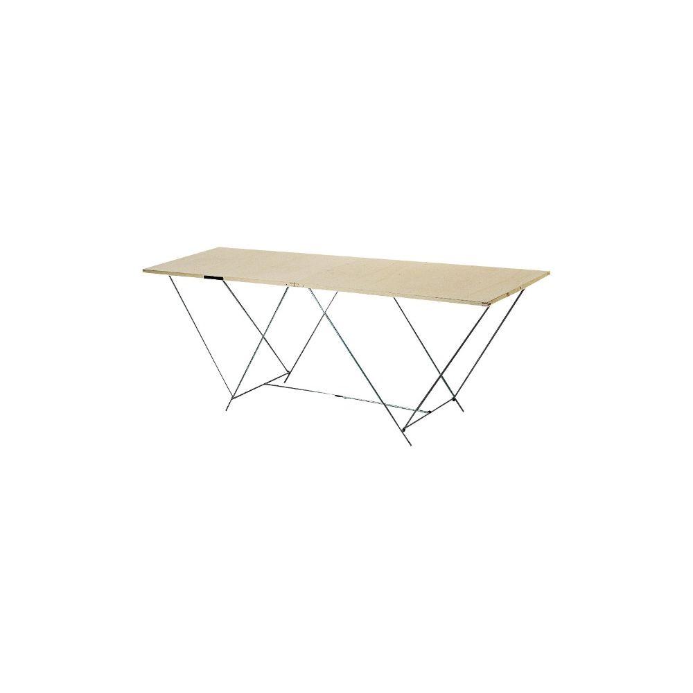 Techno TECHNO - Table à tapisser standard