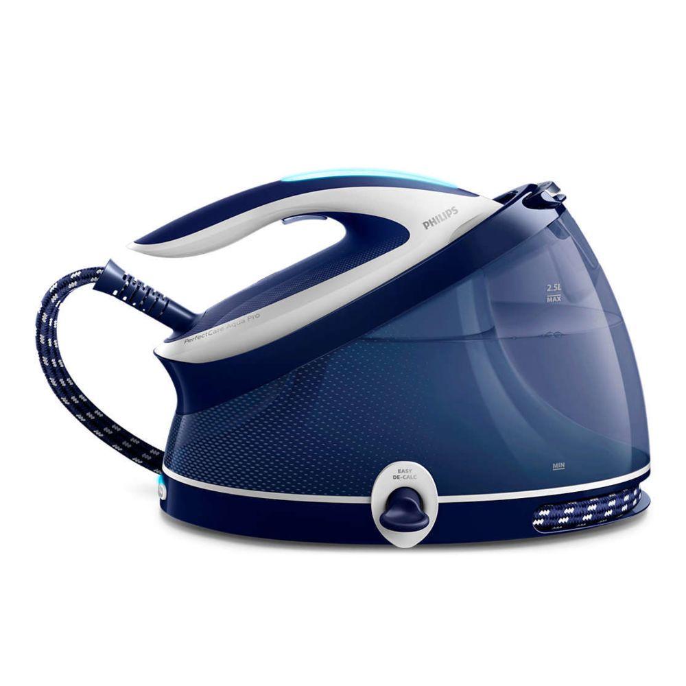 Philips Centrale vapeur PerfectCare Aqua Pro - GC9330/20 - Bleu