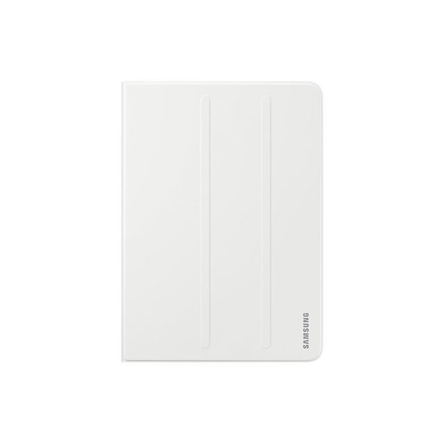 Samsung - Book Cover Galaxy Tab S3 - EF-BT820PWEGWW - Blanc - Housse, étui tablette