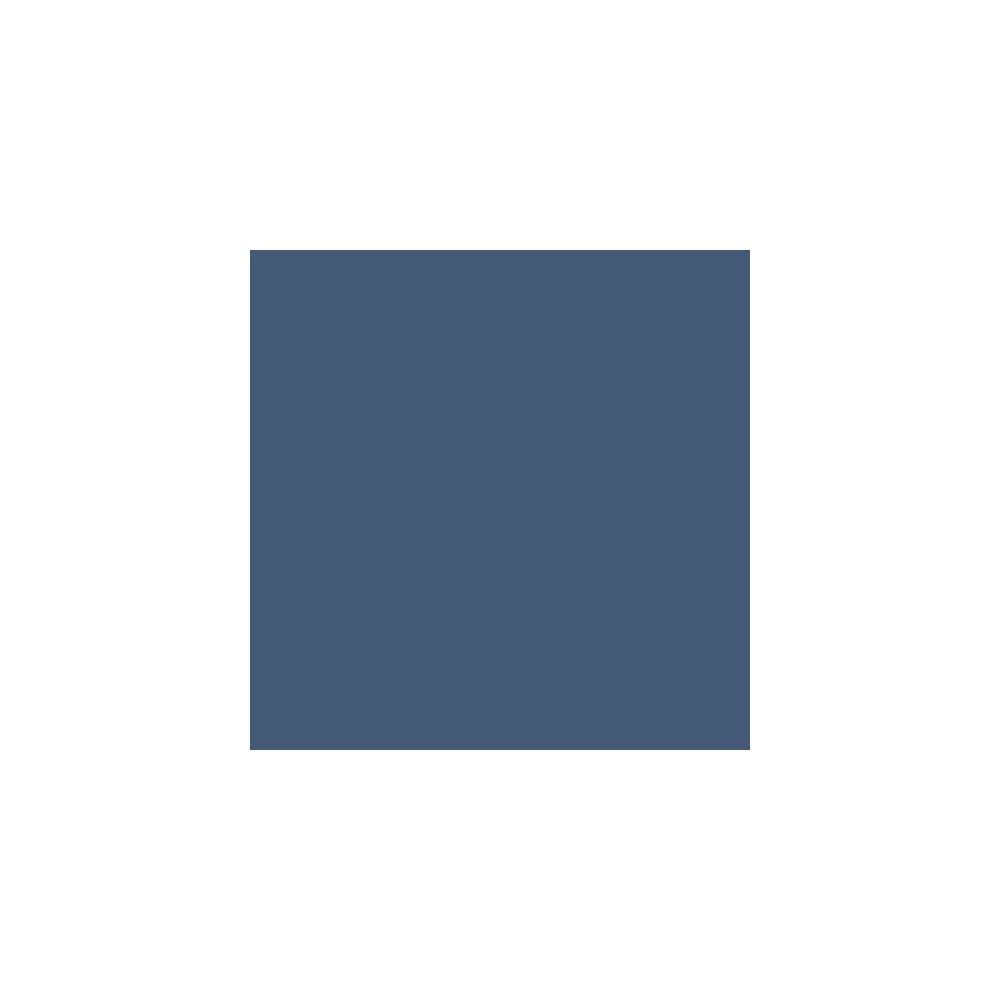 Adzif Biz Rouleau adhésif - Papier peint autocollant Aspect Satiné Gris Bleu (30 m x 61,5 cm)