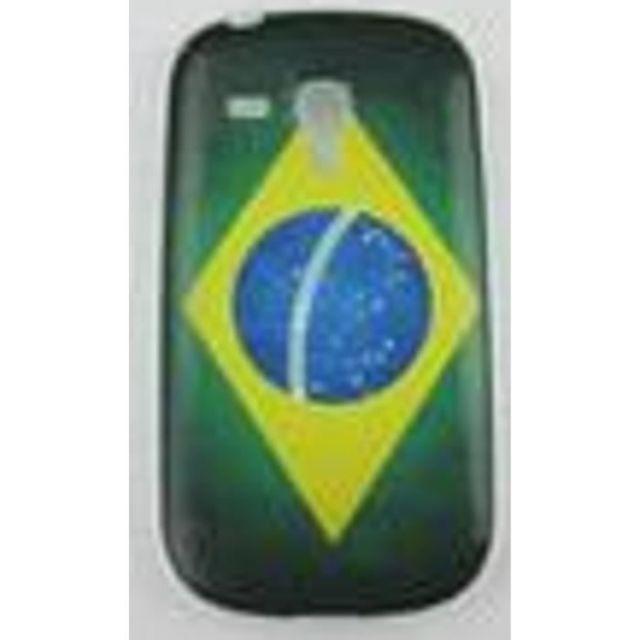 coque samsung galaxy s4 mini drapeau brasil