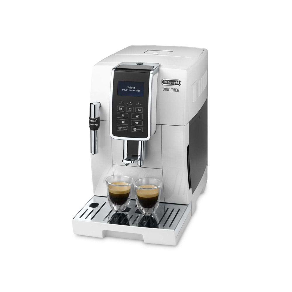 Delonghi Machine espresso Dinamica ECAM 350.35.W
