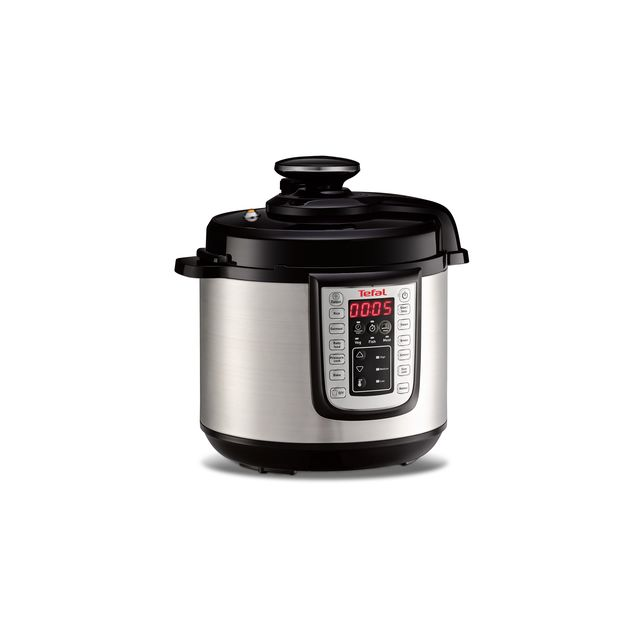 Tefal - Multicuiseur Fast & Delicious - CY505E10 Tefal   - Multicuiseur
