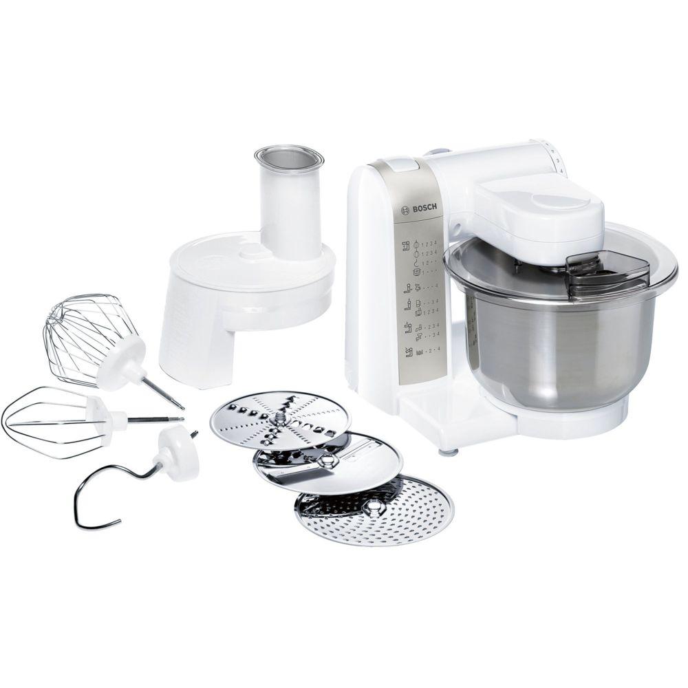 Bosch Robot de cuisineMUM4 600 W Blanc