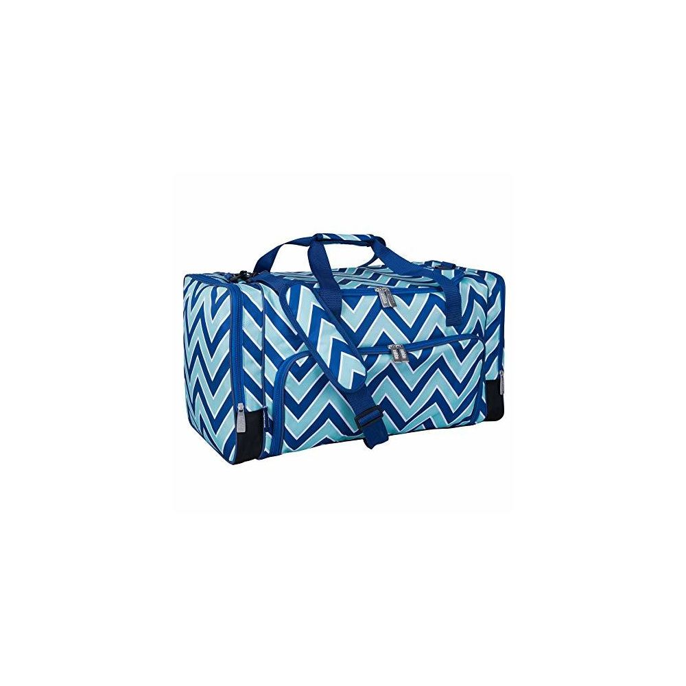 Wildkin Wildkin Kids Weekender Duffel Bag for Boys and Girls Carry-On Size and Perfect for Weekend or Overnight Travel Patterns