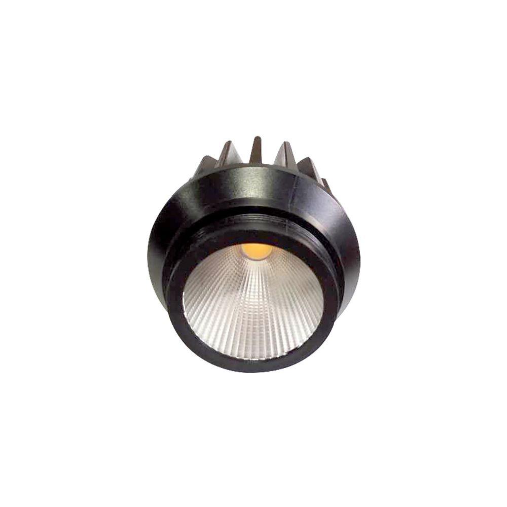 Girard Sudron Jocaste - Spot encastré LED et dévissable Ø66x75 10W 4000K 900lm 36° noir