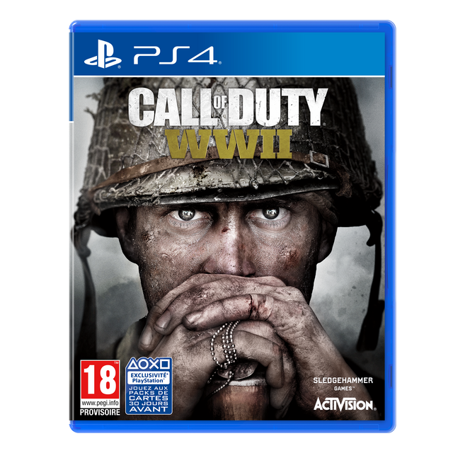 Activision - Call of Duty WWII - PS4 - Activision