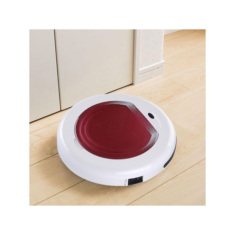 Wewoo Robot Aspirateur de nettoyage à balayage domestique TC-300 Smart pour rouge