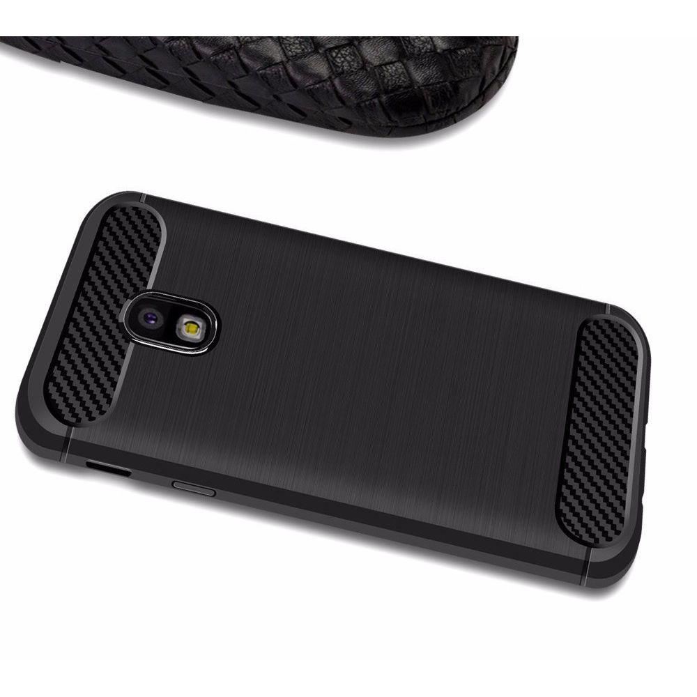 Cabling - CABLING® Coque Compatible pour Samsung J3 2017, Noir ...