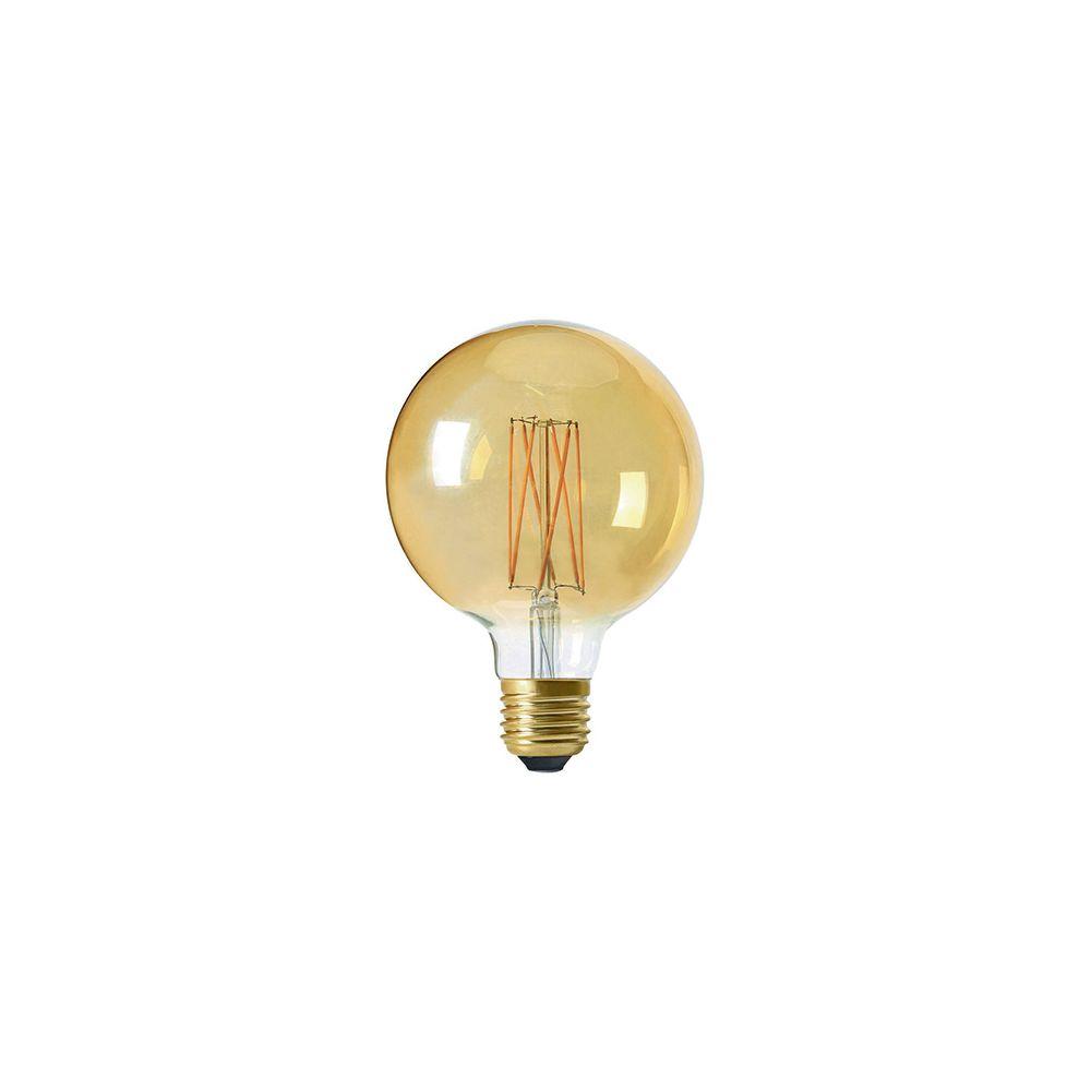 Girard Sudron Globe G125 filament LED 6W E27 2100K 390Lm dim Amb.