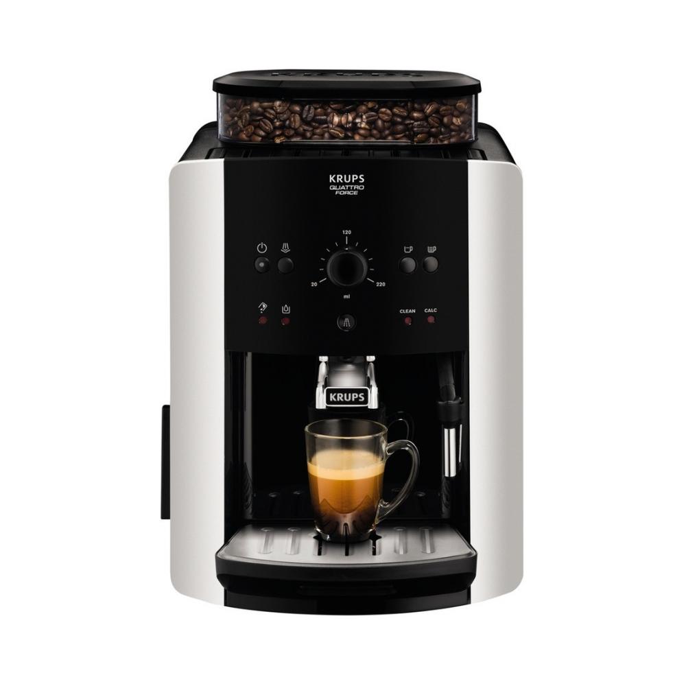 Krups Machine à café Expresso broyeur YY3073FD - Argent