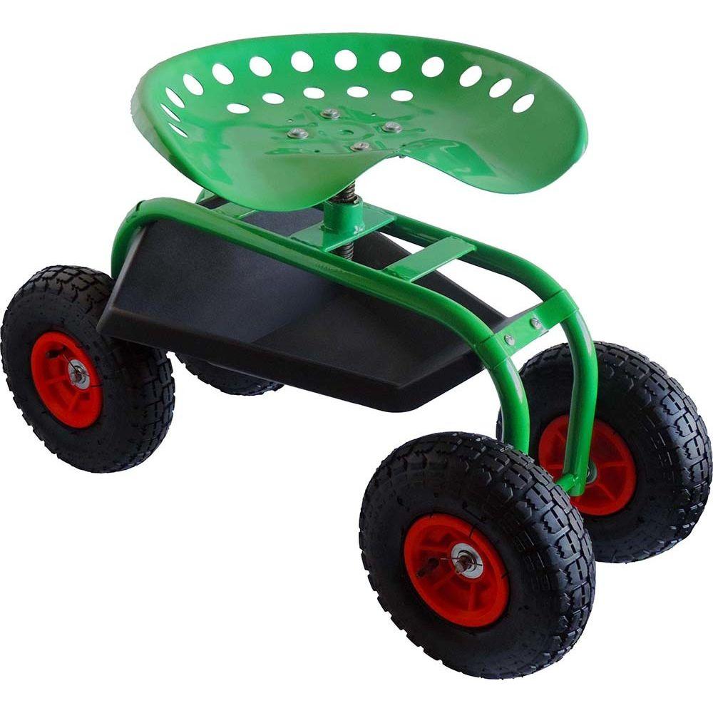 Mundus Siège de jardin sur roues