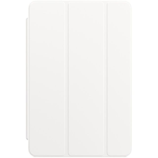 Apple -Smart Cover pour iPad mini - MVQE2ZM/A - Blanc Apple  - Housse, étui tablette Polyuréthane