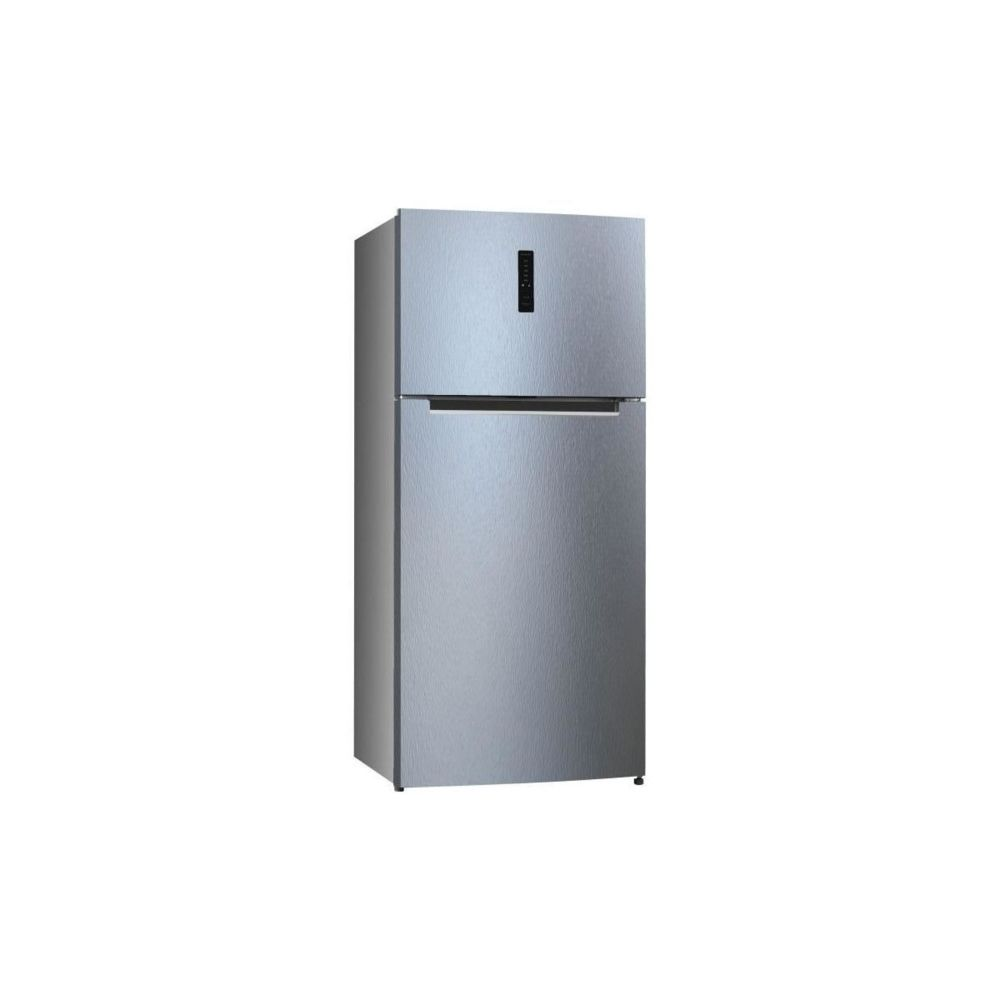 Haier HAIER - HTM-776SNF - Refrigerateur Double-portes - 479 L 369 + 110 L - Froid no frost - A+ - Silver